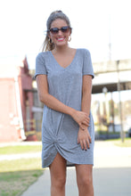 Z SUPPLY SIDE KNOT DRESS