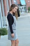 CRAZY ABOUT YOU JUMPER - Dear Stella Boutique