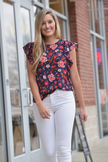 PASSIONATELY YOURS TOP - Dear Stella Boutique