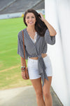 BUDDY LOVE MUSE TOP -STRIPE - Dear Stella Boutique