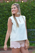 PURE SWEETNESS TOP- WHITE