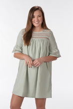 SWEET INTENTIONS DRESS -GREEN