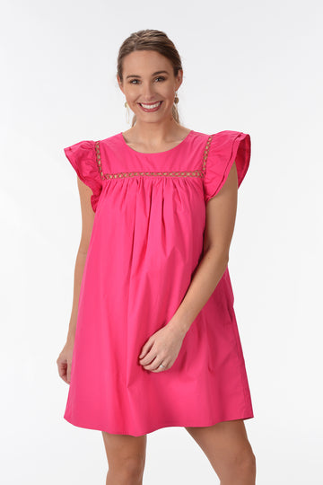 MADE OF DREAMS DRESS -PINK