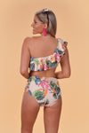 TROPICAL DESTINATION BIKINI TOP - Dear Stella Boutique