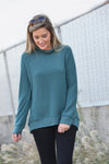 Z SUPPLY MOCK NECK PULLOVER - Dear Stella Boutique