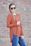 Z SUPPLY BREEZY RIB TOP - Dear Stella Boutique