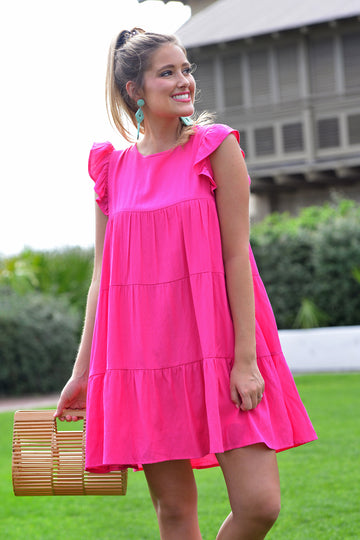 BEAUTIFUL GIRL DRESS - Dear Stella Boutique