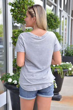 Z SUPPLY THE POCKET TEE - HEATHER GRAY