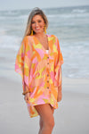 FEEL THE SUNSHINE TUNIC - Dear Stella Boutique