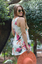 TROPICAL VIBES DRESS