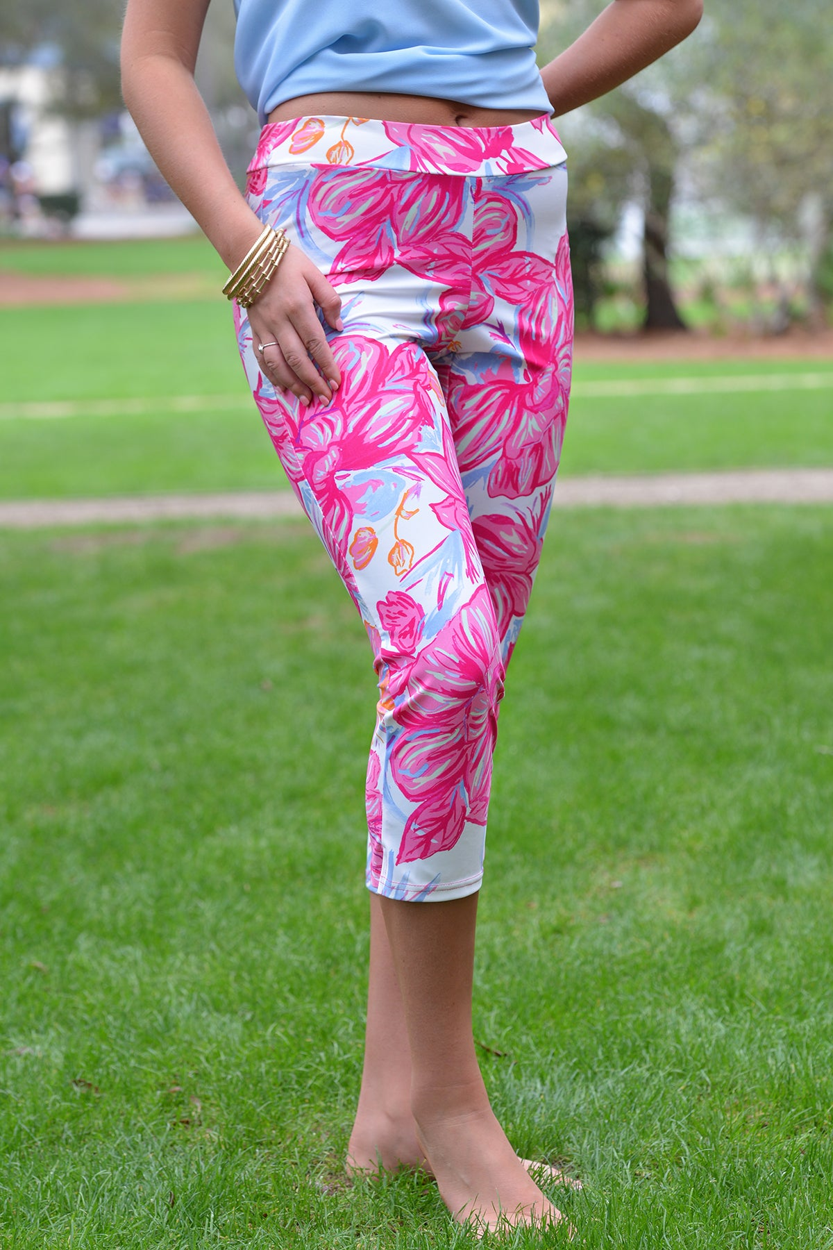 DOWN THE ROAD PANTS- PINK