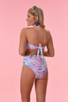 SUNKISSED GLOW BIKINI BOTTOM - MARBLE - Dear Stella Boutique