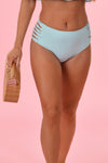 SWEET SUNRISE BOTTOM - TURQUOISE - Dear Stella Boutique