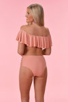 SWEET SUNRISE BOTTOM - PEACH - Dear Stella Boutique