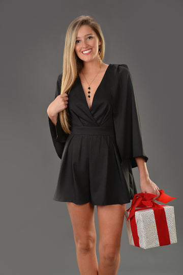 ON TOP OF THE WORLD ROMPER - Dear Stella Boutique