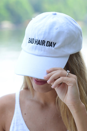 BAD HAIR DAY HAT - Dear Stella Boutique
