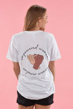 EMPOWERED WOMEN GRAPHIC TEE
