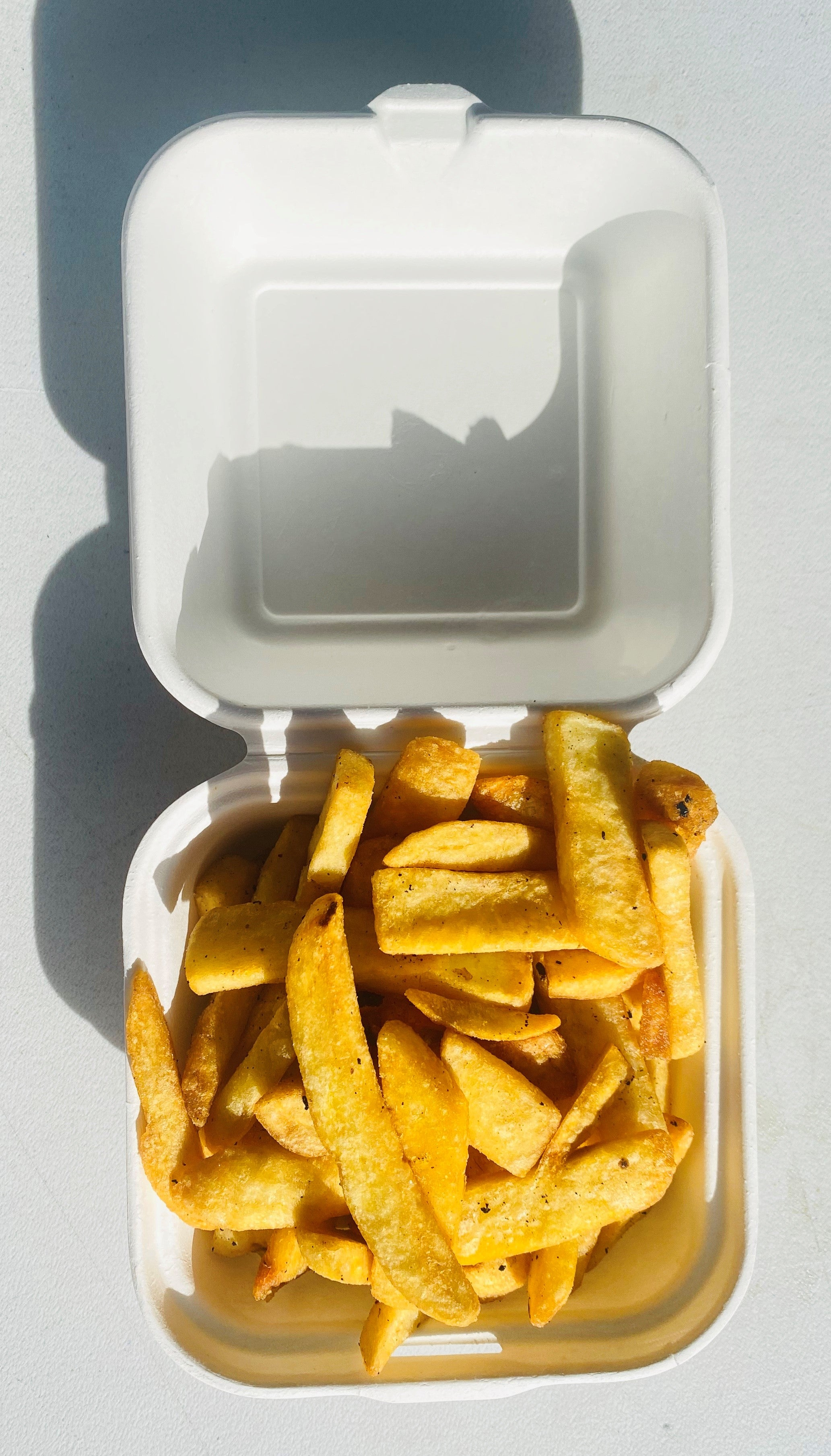 Chunky Chips with Cheese