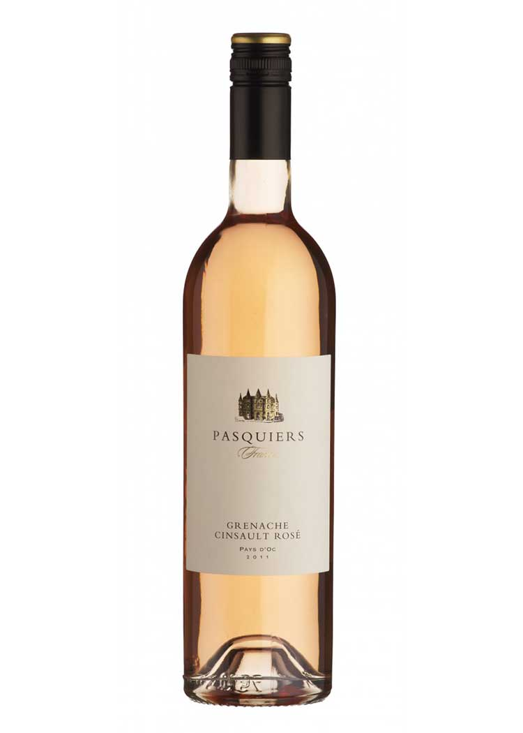 Pasquiers Grenache Rose (France)