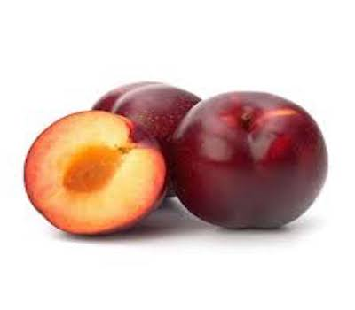 Plums Red x 8
