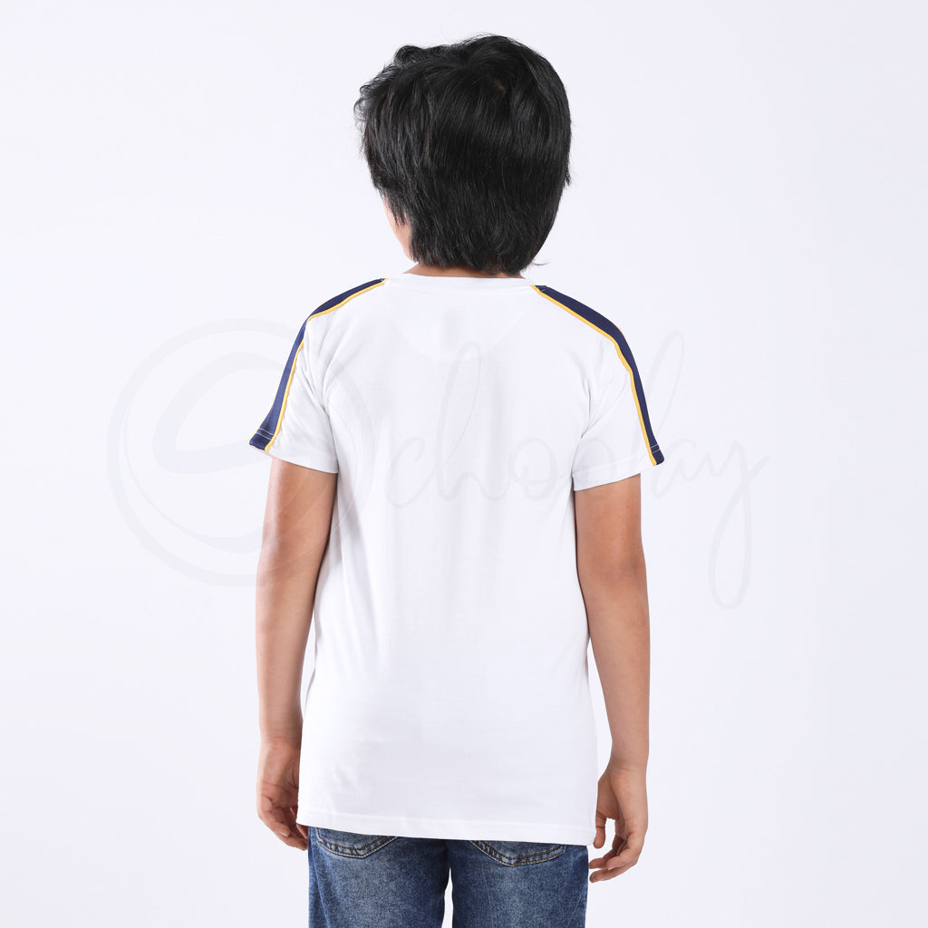Zero Stain 100% Premium Cotton Printed #Play_IT T-shirt