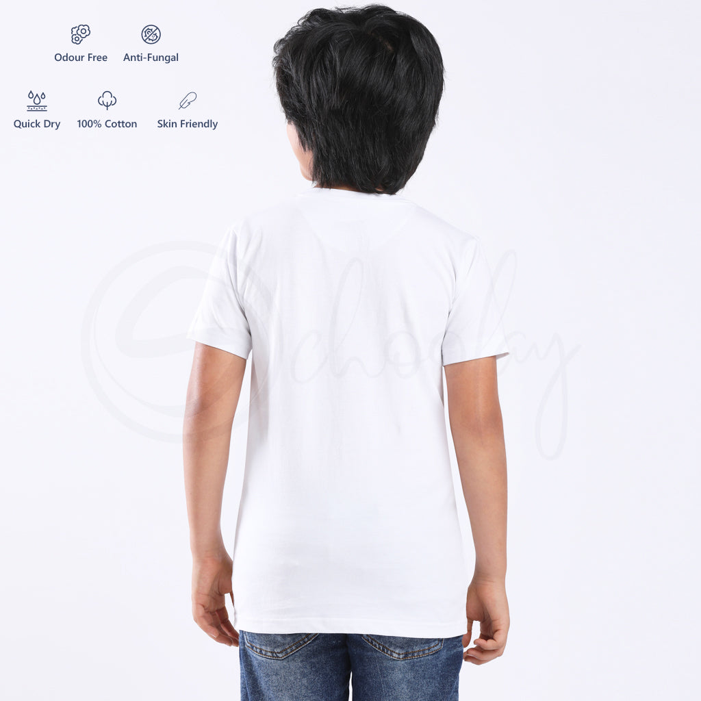 Zero Stain 100% Premium Cotton Stylish #Play_IT T-shirt
