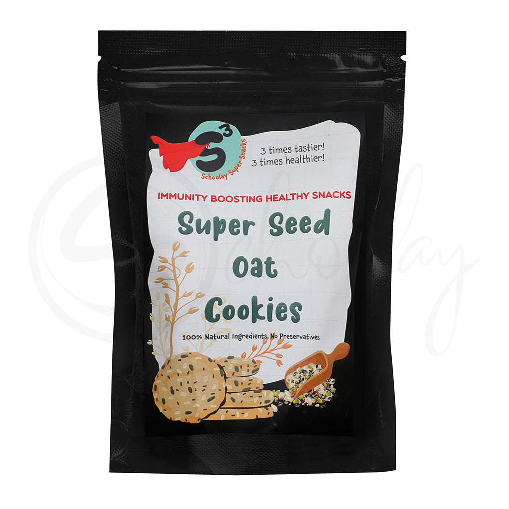 Super Seed Oat Cookie