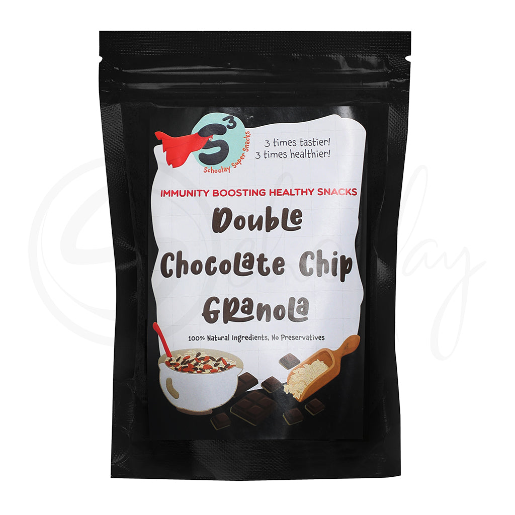 Double Chocolate Chip Granola