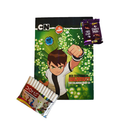 Birthday Return Gift - Craft & Art Fun Kit