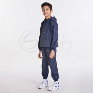 Defender - Packport Protection Suit - Blue