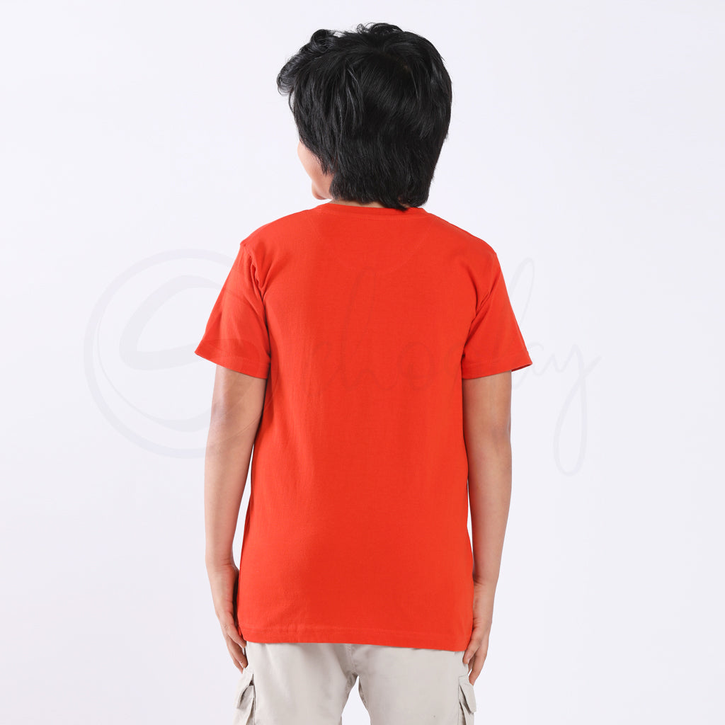Stain Repeller Orange Tees - Better Play Than Never