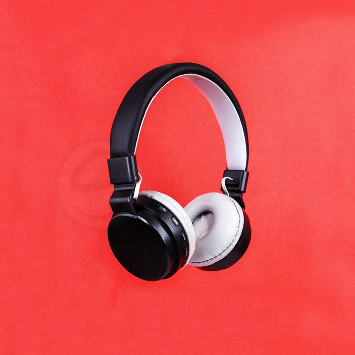 Black- Wireless Headphones