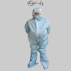 PPE C NJoverall Gown (Only For Medical Use)