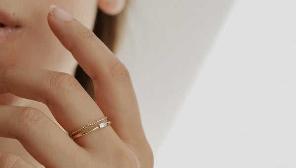 In the Making: The Baguette Ring