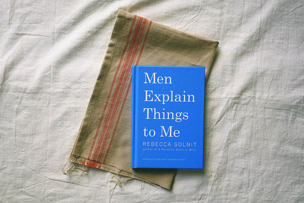 Men Explain Things to Me book