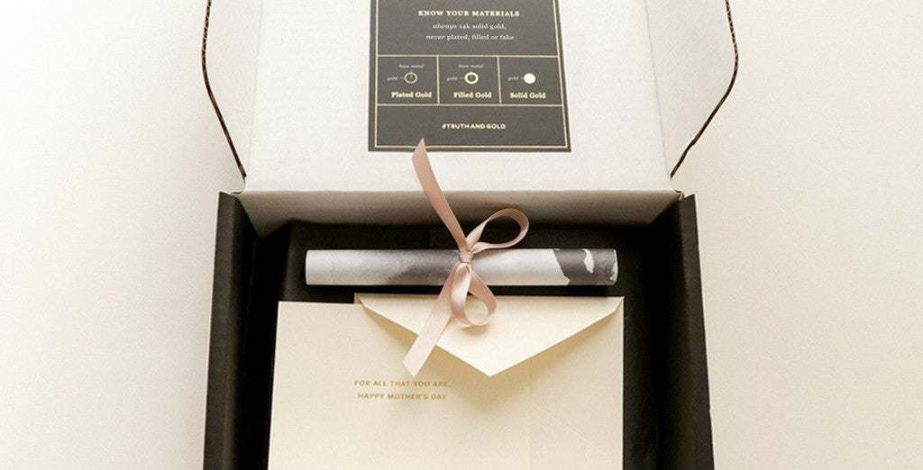 Vrai & Oro Mother's Day Gift Kit