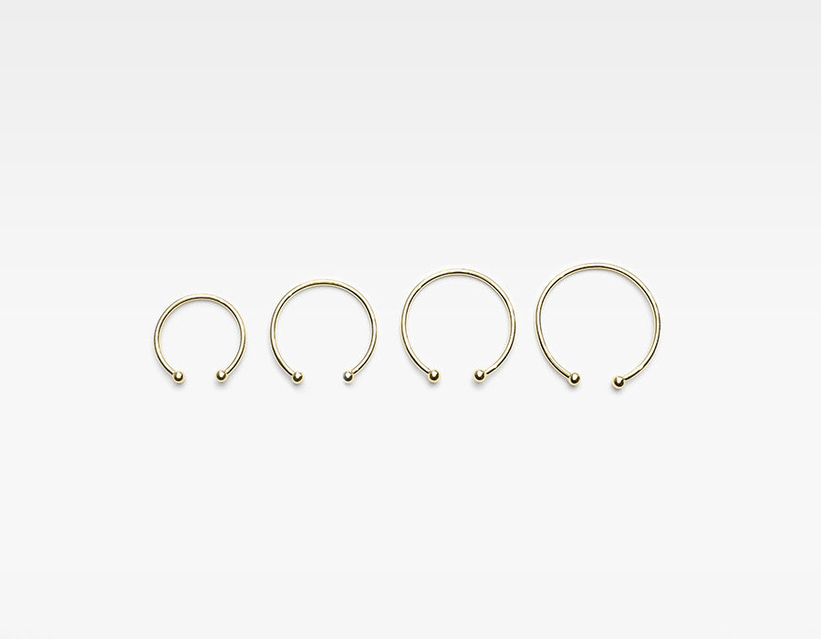 Cuff ring sizes