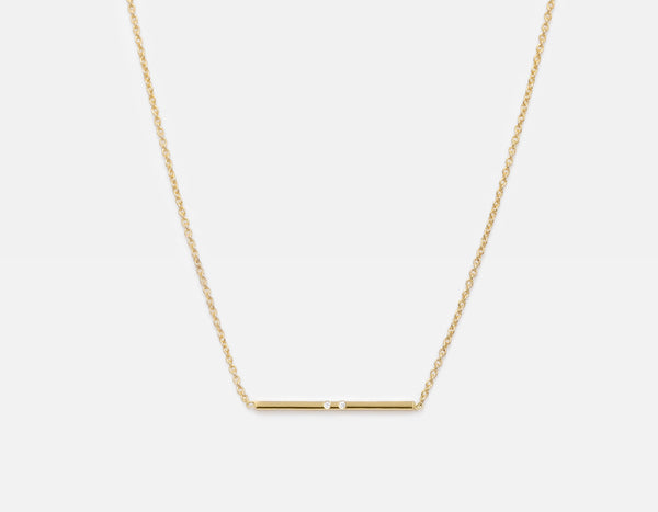 Hyphen Necklace