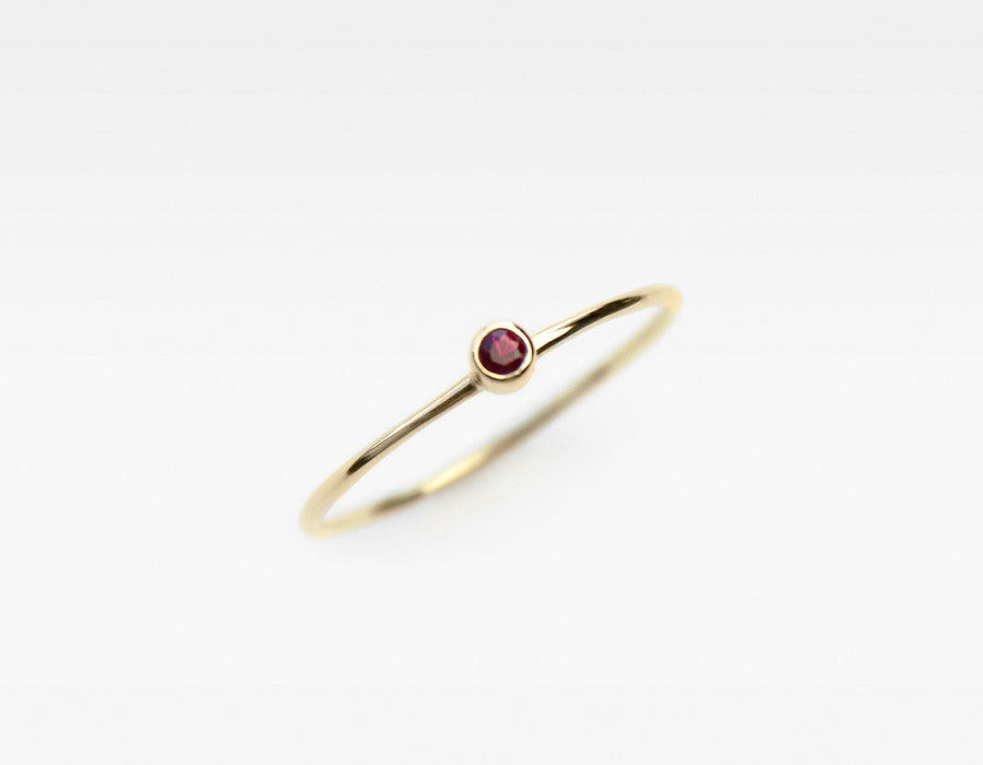 Unique Dainty Ring for Valentine's Day