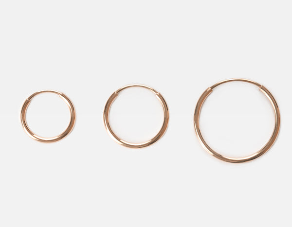 Vrai & Oro Lightweight Hoops