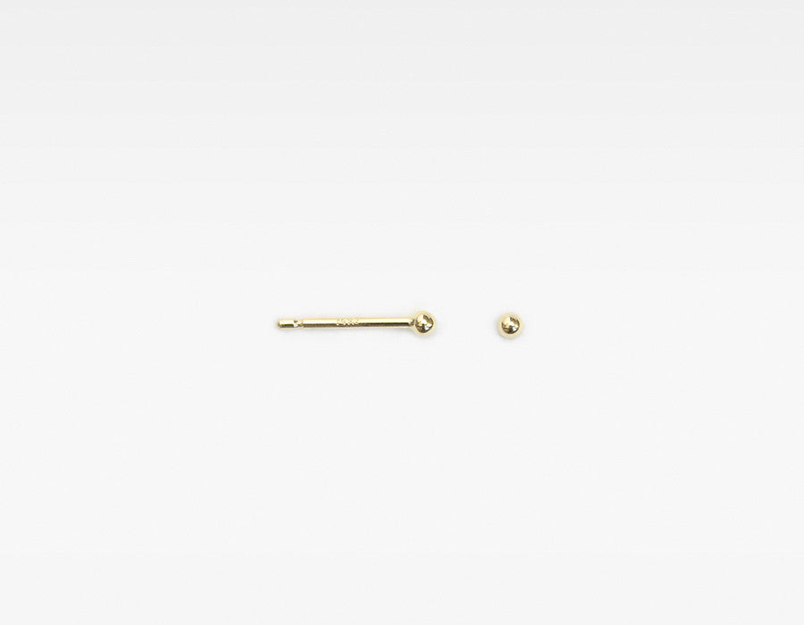 Dainty Gold Studs