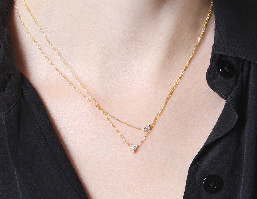 Dainty Necklace Layers