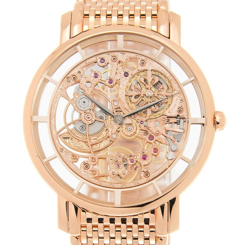 Patek Philippe Complications 18kt Rose Gold Transparent Skull Automatic 5180/1R-001