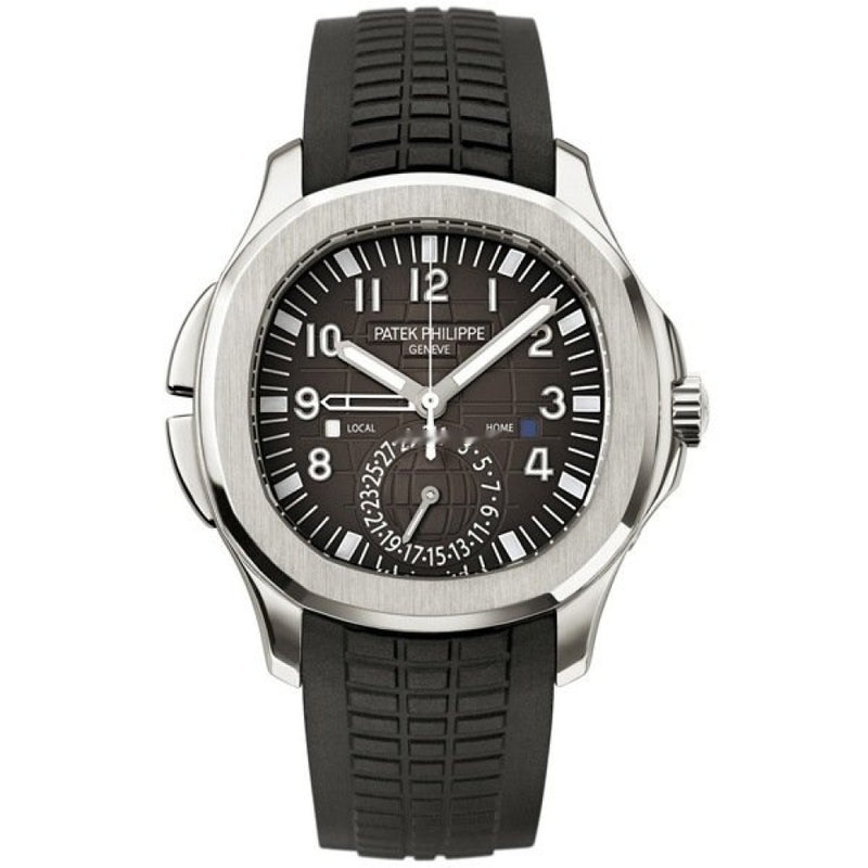Patek Philippe Часы Aquanaut 5164 Travel Time 5164A-001