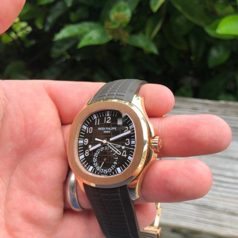 Patek Philippe 5164R Aquanaut Rose Gold
