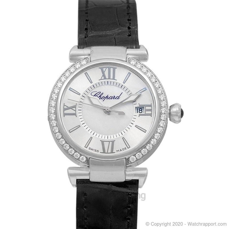 Chopard Imperiale 29mm Automatic Mother Of Pearl Dial Diamonds Ladie - Watch Rapport