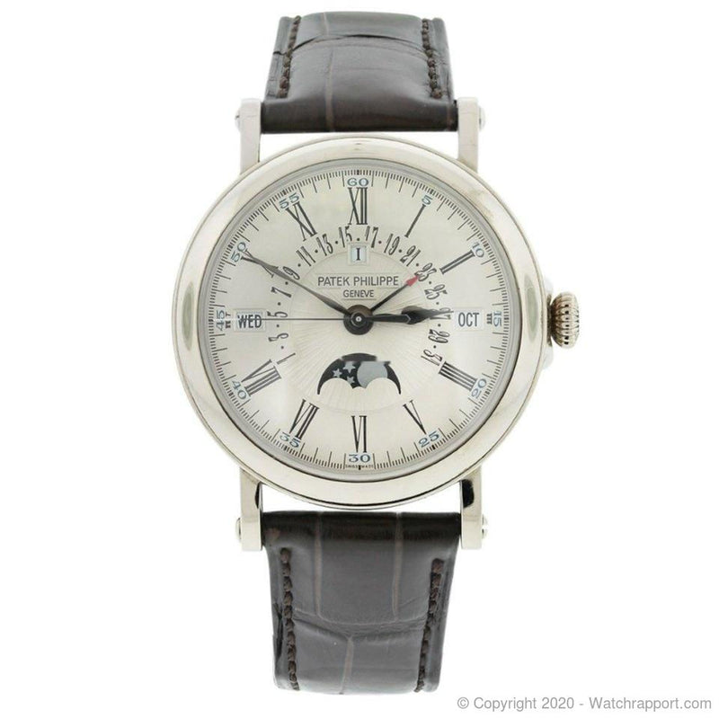 Patek Philippe 5131G - Watch Rapport