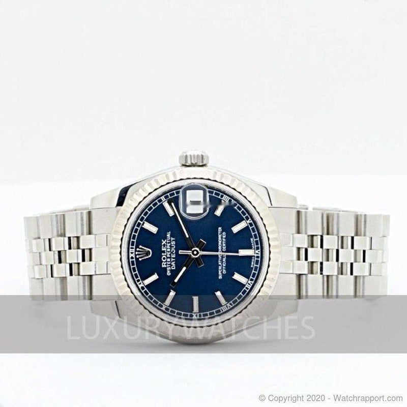 Rolex - Datejust 31 - Watch Rapport