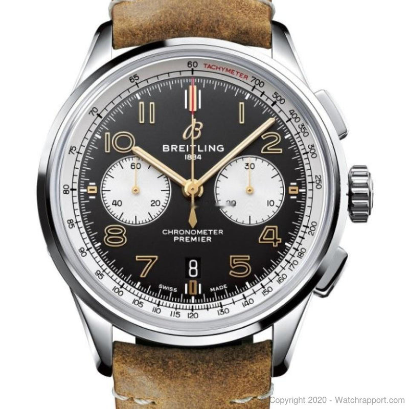 Breitling Premier B01 Chronograph 42 - Watch Rapport