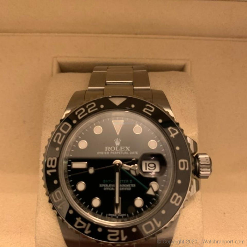 Rolex GMT-Master II - Watch Rapport